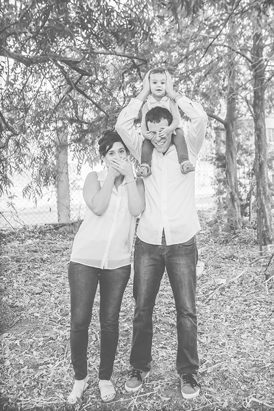 צילומי משפחה בכפר מעש שחור לבן