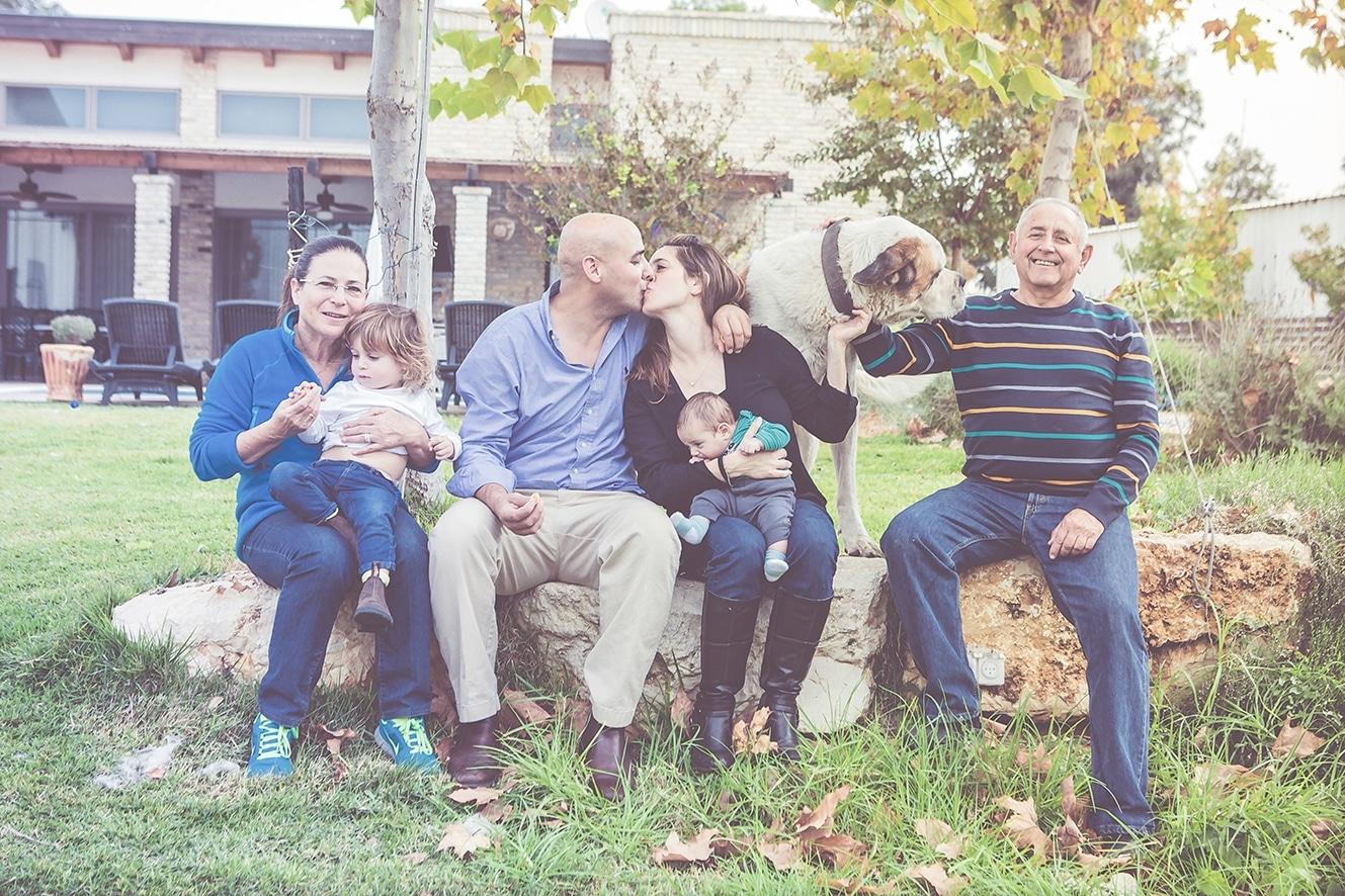 צילומי משפחה מושב מגשימים
