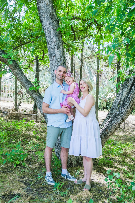 צילומי משפחה בטבע בכפר מעש
