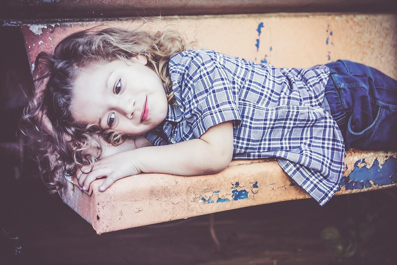 צילום ילדים סגנון עתיק
