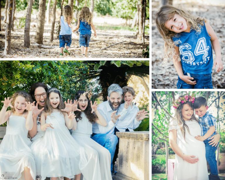 קולאז צילומי משפחה בלוג